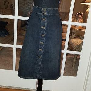 Ralph Lauren Jean skirt